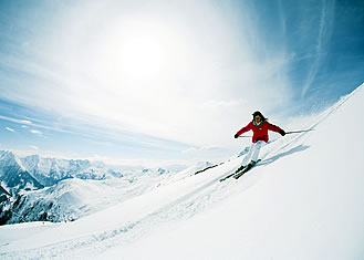 skiing in Austria, Ziller Valley Arena