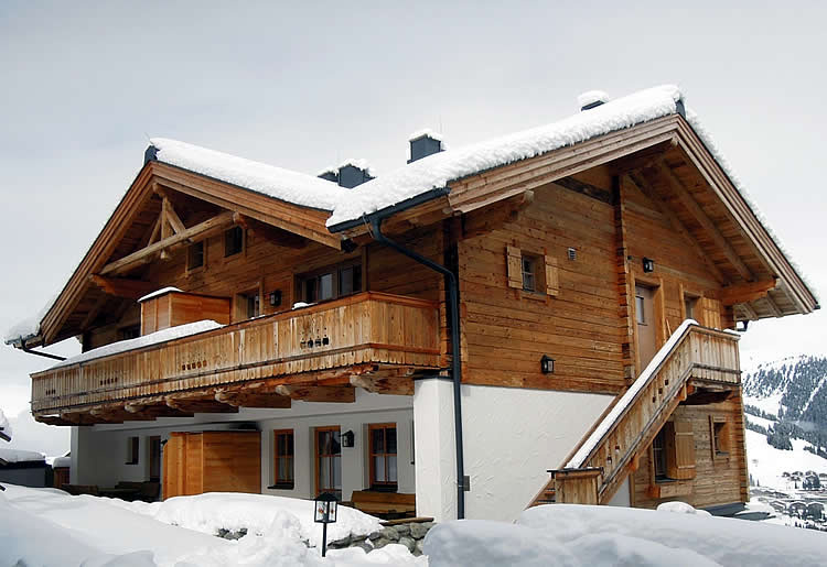 chalet ski huts with appartments and sauna in Austria - Ziller Valley Arena, Gerlos, Hochkrimml, Krimml, Gerlospass